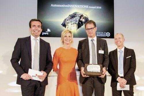 AutomotiveINNOVATIONS Award 2016 photo 2