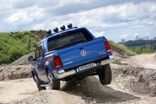 Volkswagen Amarok Photo 2