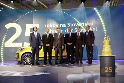 Anniversaire de Volkswagen Slovakia Photo 2
