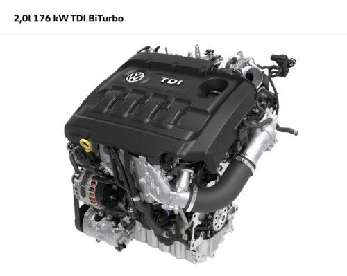 2.0 TDI BiTurbo 240ch