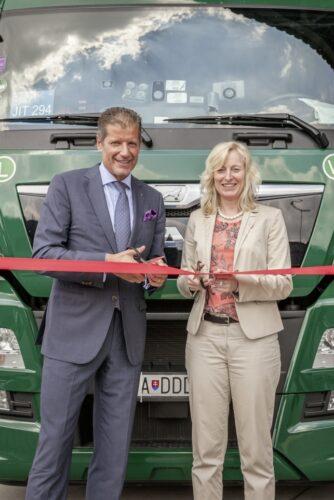 Le Groupe Volkswagen rend la logistique matérielle plus efficiente et plus respectueuse de l'environnement