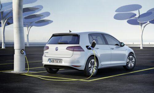 Volkswagen au Salon du Véhicule Electrique et Hybride de Val d'Isère