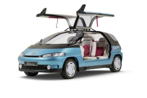 Concept-car IRVW Futura (1989)